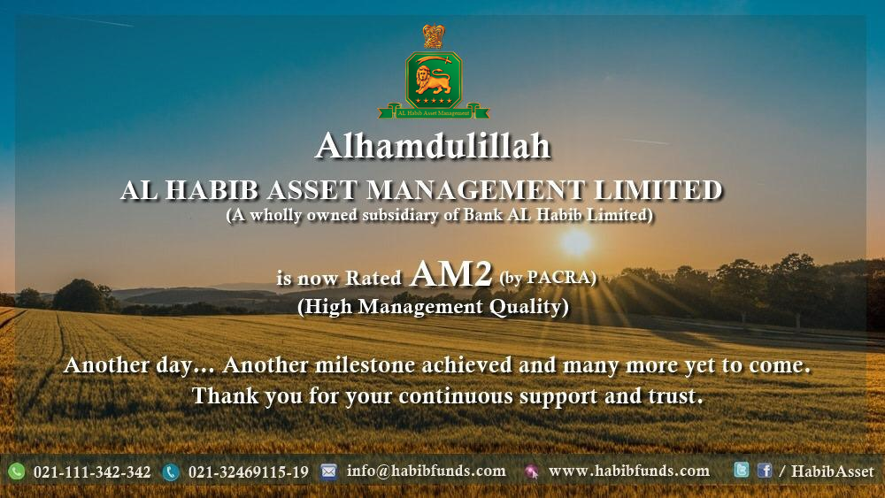 HABIB ASSET MANAGEMENT LIMITED